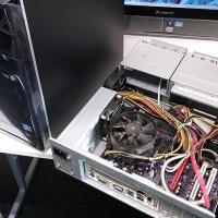古いパソコンのハードディスクを新しいパソコンに入れる