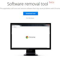 Chrome Software removal tool